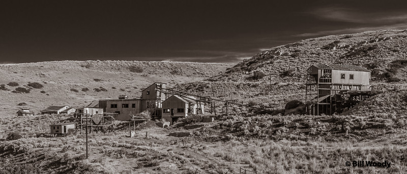 Smith Mine, Bearcreek, MT