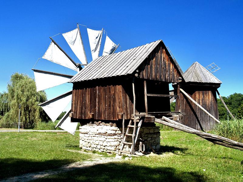Wind Powered<br /> Sibiu, Romania