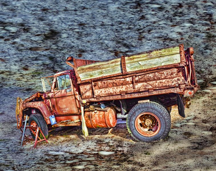 Wayne's Truck