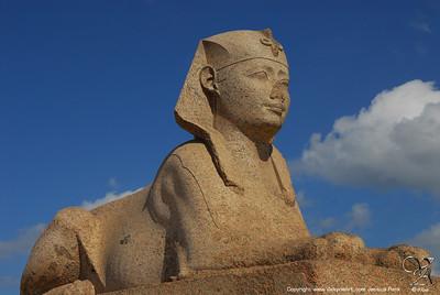 Alexandria Sphinx