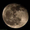 March 29,2013 the Moon at 420mm
