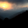 Great Smoky Mountain Sunrise