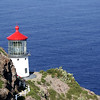 Lighthouse - Makapu'u Light, Oahu<br /> <br /> Its a long walk - take water!