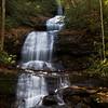 Upper Desoto Falls - North Georgia