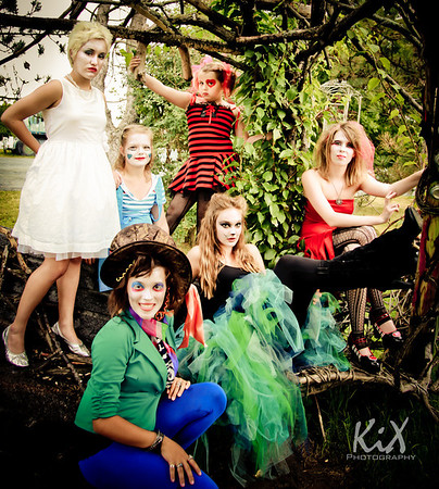 Mad as a Hatter | Theme Photo Session