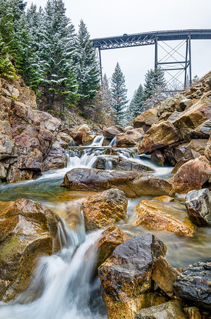 The River Runs Thru It – Georgetown, Colorado