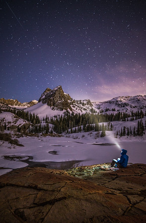 Follow the Stars - Lake Blanche - Salt Lake City, Utah