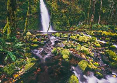 On the Other Side – Ruckel Creek // Columbia River Gorge, Oregon