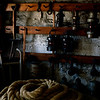 Chandlery - Mystic Seaport, Connecticut. July, 1987.