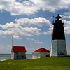 Lighthouse, Point Judith, Rhode Island c.1987
