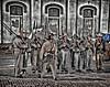 Reenacting the Battle of Galveston