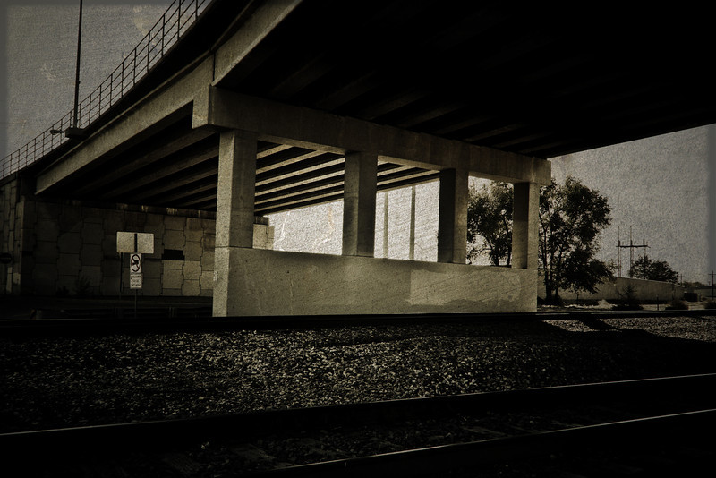 Underpass.
