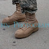 """Back when my dad enlisted, the US Army was a """"Brown Boot Army."""" The uniform was shortly changed to Black Boots and stay that way for a fistfull of decades. Now the Army Combat Uniform (replacing the BDU) calls for brown boots. What was old is new again."""