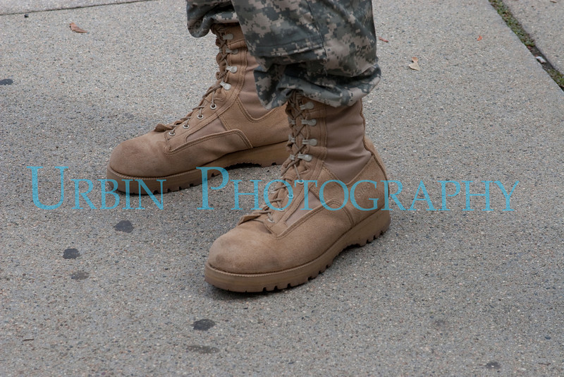 "Back when my dad enlisted, the US Army was a ""Brown Boot Army."" The uniform was shortly changed to Black Boots and stay that way for a fistfull of decades. Now the Army Combat Uniform (replacing the BDU) calls for brown boots. What was old is new again."
