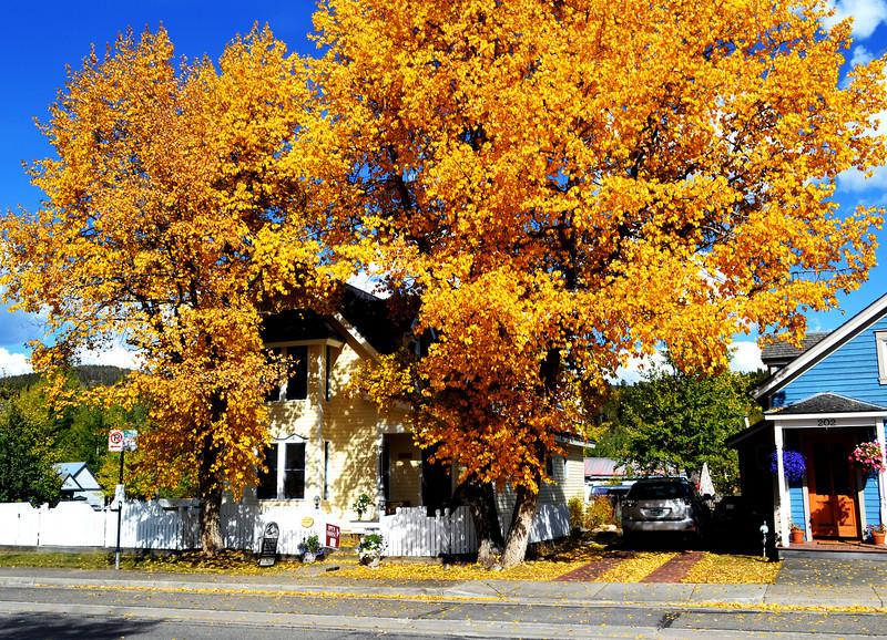 The Corner House is for Sale in Breckenridge Colorado