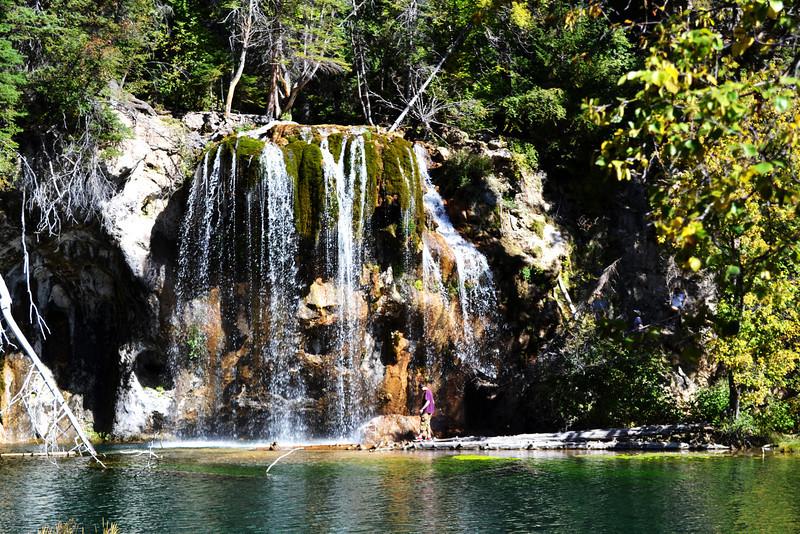 Hanging Lake near Glenwood Springs Colorado 9