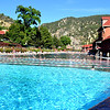 Glenwood Springs Hot Thermal Pool in Colorado