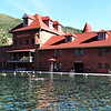 Glenwood Springs Original Hotel and Resort Building