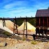 No Longer in Use Mine Near Leadville Colorado