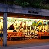 Bus Shelter in Vail Colorado