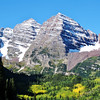Maroon Bells Near Aspen Colorado 21