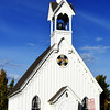 Church in Fairplay Colorado