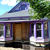 This Victorian House in Breckenridge Colorado is being Remodeled