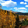 A Beautiful Fall Day in Colorado near Breckenridge