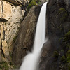 Lower Yosemite Falls.