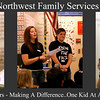 December 14, 2010<br /> Tuesday<br /> <br /> Northwest Family Services - Peer Leaders<br /> <br /> It is no secret that I am a very proud mom - I have great reason to be that. I have two daughters in high school. Both are a part of a organization called Northwest Family Services - Taryn and Taylor go to jr highs with other high school students and speak to 8th graders about abstinence. Taryn has been doing it for 4 years now and this is Taylor's 2nd year, but first year of actually getting to speak to the kids. To sit and witness their discussions first hand is pretty amazing - they have no difficulty sharing their beliefs and faith - I love you T &t - you make your parents so very proud!