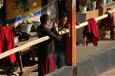Zhaji monastery, Lhasa