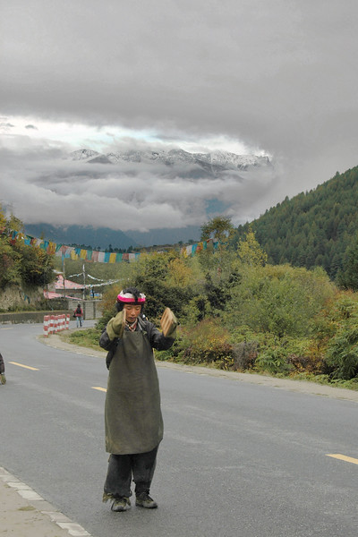 G318 National Road, Nyingchi