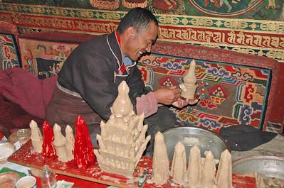 Guru Lhakhang, Gyanste