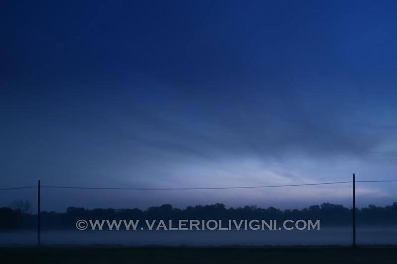 Ronchi estate by night - Parco del Ticino, Vigevano