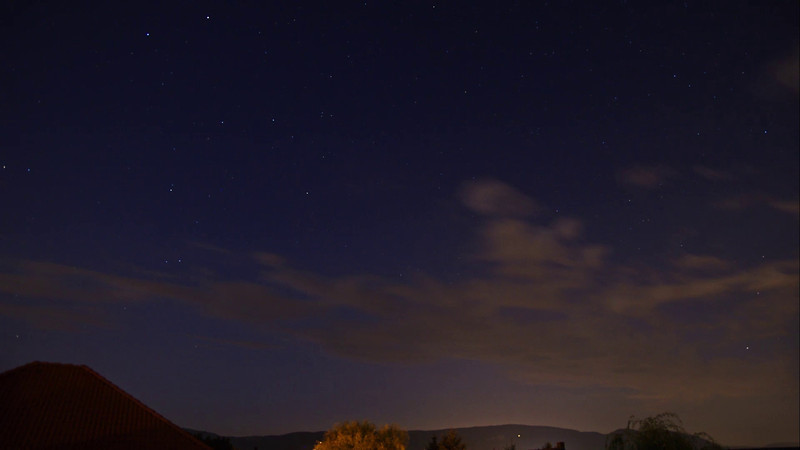 """Nachthimmel ob Bolken (SO)<br /> 1172 Fotos<br /> 25fps<br /> 17mm/f2.8 - 20"""""""