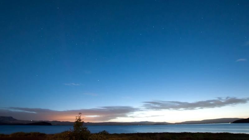 "Aurora Borealis<br /> Eine Timelapse Aufnahme aus Island. 10"", F2,8, ISO 200 Playback: 15fps"