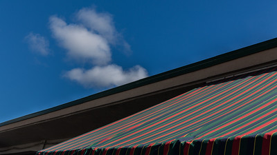 Awning and Cloud