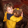 A friend for the road...At Camp 18 on Hwy 26 near the Oregon coast. <br /> Nolan gives hugs to his new bear friend