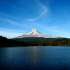 Mt Hood Reflections<br /> Mt Hood in reflected in Trillium Lake