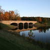 Stone Bridge near Dulles in Virginia on a beautiful fall day!