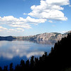 Crater Lake last weekend as storm clouds moved in from the south. Take a look at the Crater Lake gallery for more shots if you like this. Happy Sunday