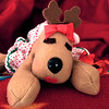 Rhonda the Reindeer ...<br /> <br /> Wishing you all happiness and cheer for a Merry Christmas!