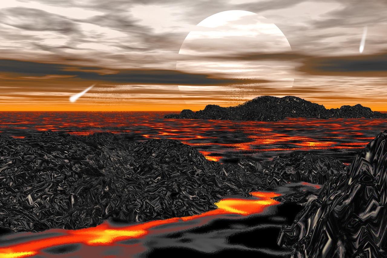 Primordial Earth