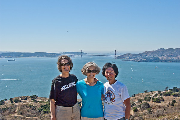 Top of Angel Island Sept 2010