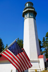Lighthouse: Westport, Washington