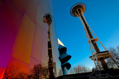 Space Needle: Seattle, Washington