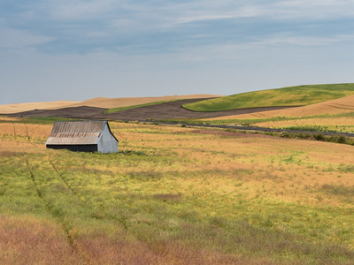 Barn at Palouse, Washington