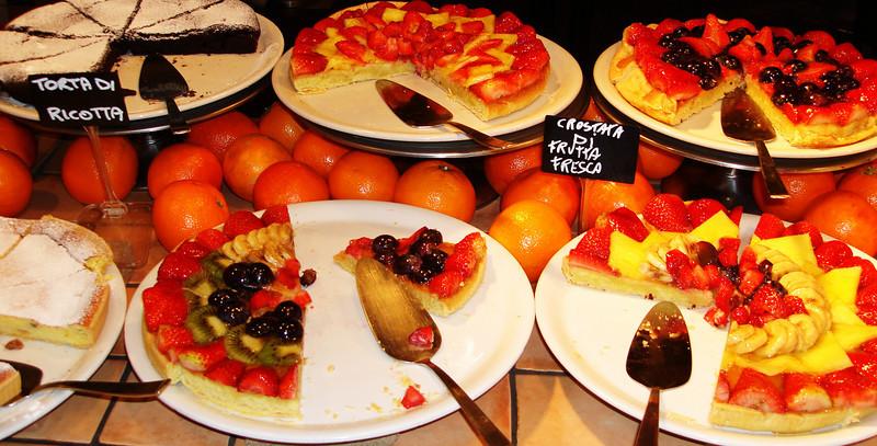 Dessert in Torinio