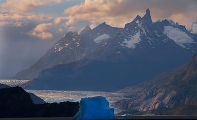 TDP 040 - Torres del Paine, Lago Gray