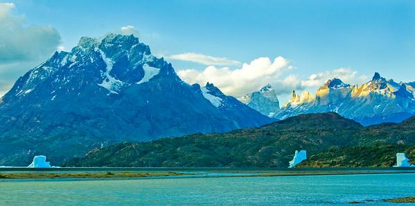 TDP 039 - Torres del Paine, Lago Gray